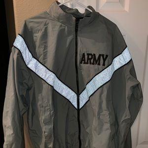 Army Jacket Warm